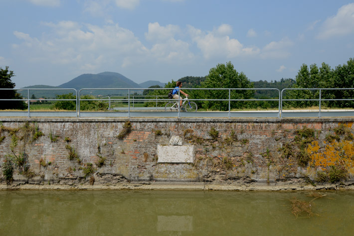 Guida all'anello ciclabile dei Colli Euganei e dintorni – di Gianni Sandon