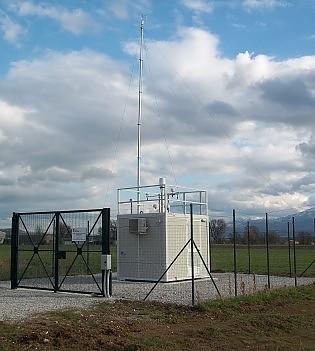Report incontro per la centralina controllo aria