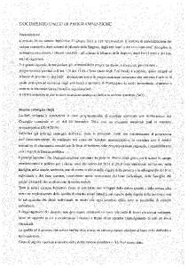 thumbnail of Documento unico di programmazione