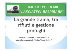 thumbnail of La grande trama, tra rifiuti e gestione