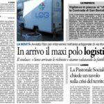 Gazzettino_2016-05-12_Monselice nuovo polo logistico Miazzi Lunghi