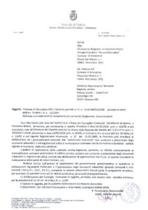 thumbnail of PEC Provincia rigetto esposto