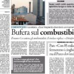 Gazzettino_2016-08-14_Monselice CSS come combustibile cementeria
