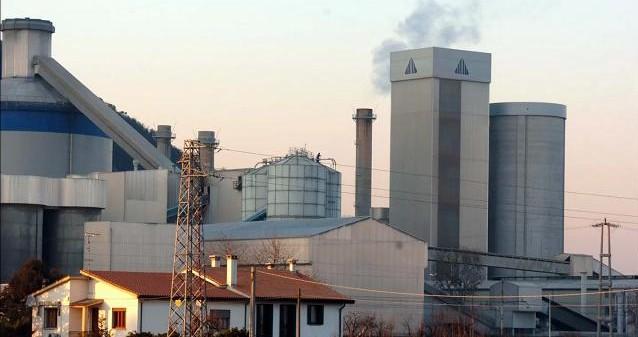 La Cementeria di Monselice pronta a trasformarsi in un inceneritore