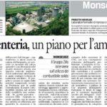 Gazzettino_2016-09-07_Monselice Cementeria uso CSS