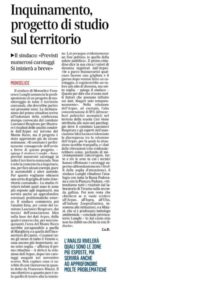 thumbnail of Gazzettino_2018-01-14_Monselice caso diossina