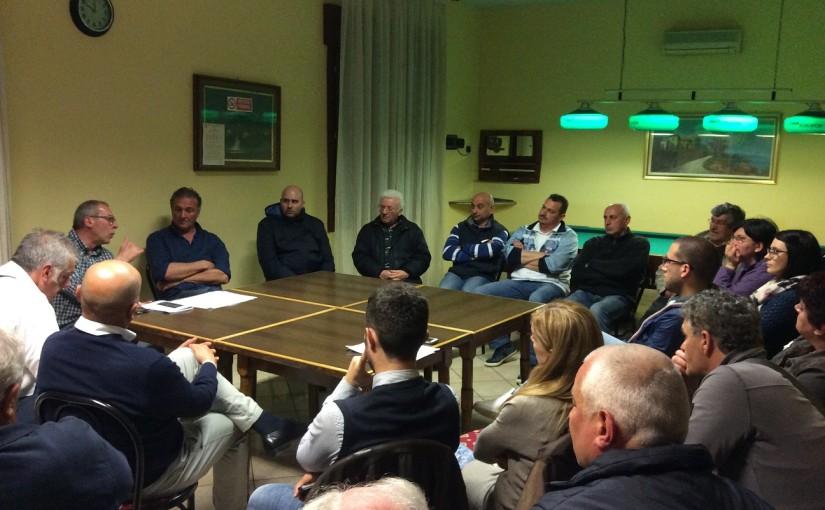 I cittadini di San Bortolo si riuniscono per fermare il biogas
