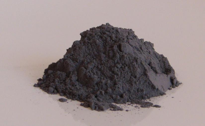 Cemento condito con metalli pesanti e altre sostanze tossiche