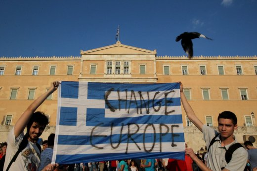 Grecia. Una lezione di democrazia