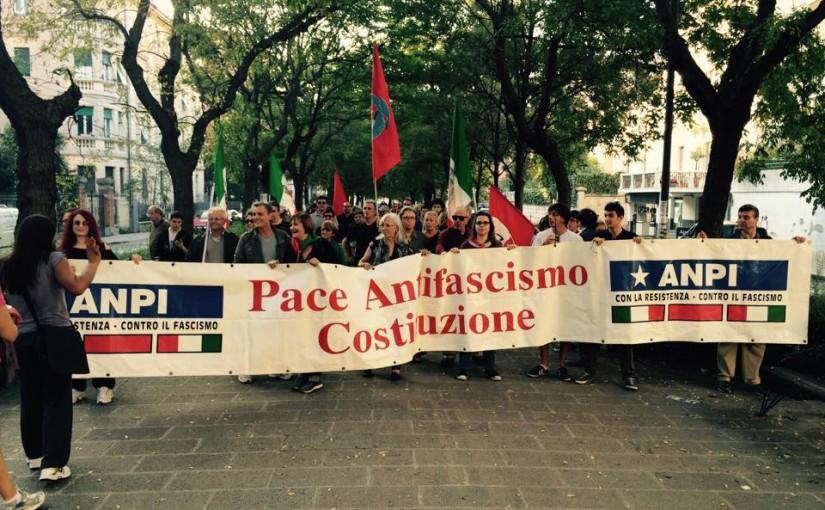 L'ANPI di Padova contro la concessione di spazi al razzismo di FN