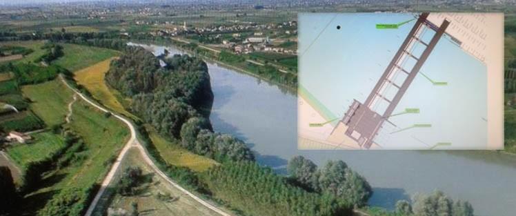 Fermato il progetto della diga sull'Adige
