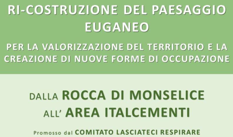 Dalla Rocca all'area di Italcementi: tesi e proposte