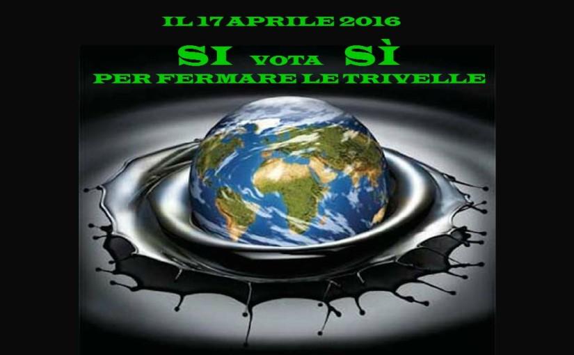 Diffondiamo: il 17 aprile vota SÌ per le energie pulite