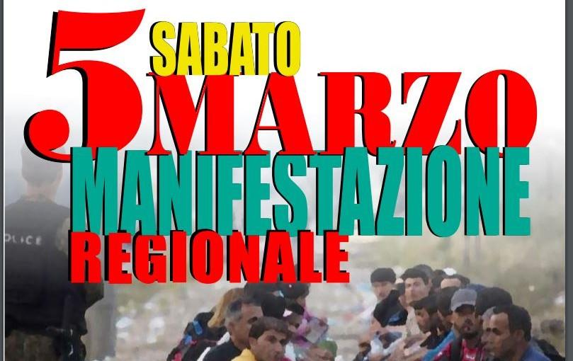 """Il 5 marzo a Padova una Manifestazione per """"i diritti di tutti"""""""