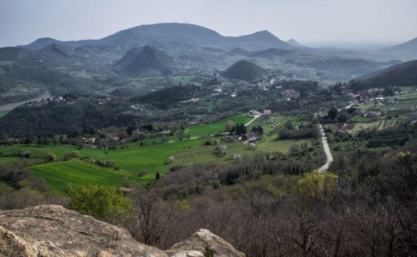 Mobilitazione per salvare il Parco dei Colli Euganei