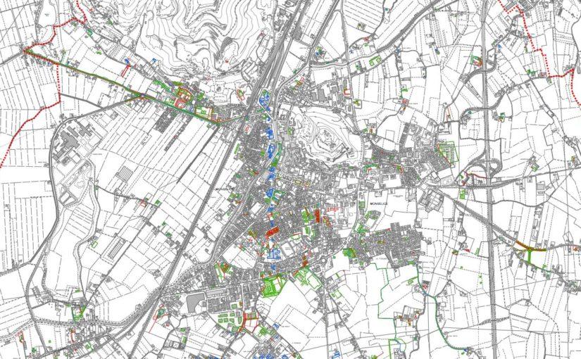 Urbanistica a Monselice: creatività senza limiti.