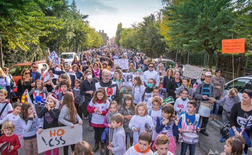 """Monselice: il movimento civico """"Cambiamo aria"""" esorta la Provincia a rigettare la richiesta della Cementeria Zillo"""
