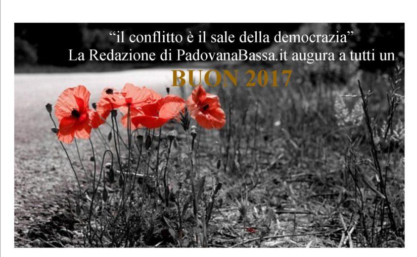 Un bilancio e gli auguri della Redazione di PadovanaBassa.it