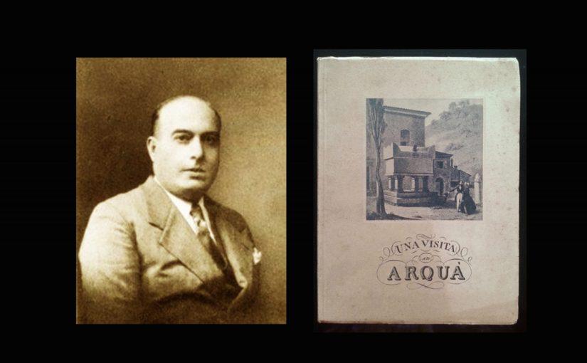 Adolfo Callegari, la scoperta dei Colli Euganei, a cura di Francesco Selmin.