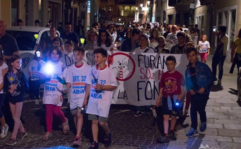 Monselice: piccole Taranto crescono