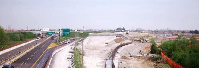 """Procede il ricorso contro la terza corsia A13 """"Monselice – Padova sud"""""""