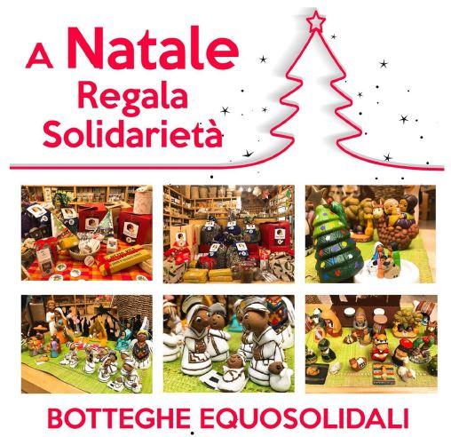 A Natale regala solidarietà