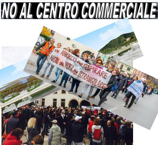 Difendere il vincolo e fermare il Centro Commerciale