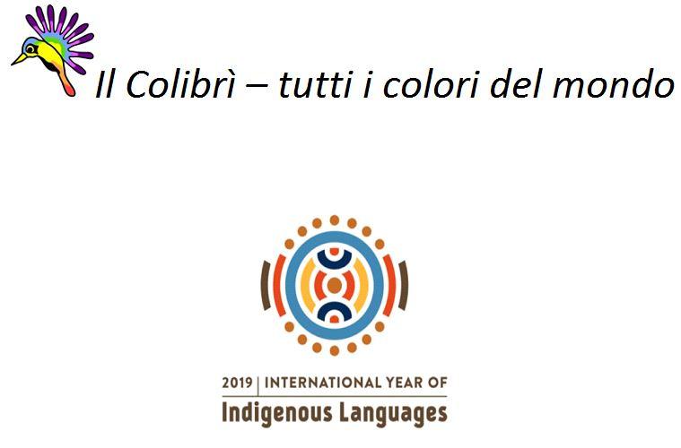 Il Colibrì per le Lingue Indigene