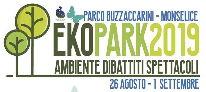 EkoPark 2019 dal 26 agosto al 1 settembre a Monselice