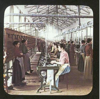 Donne, lavoro di produzione e covid19