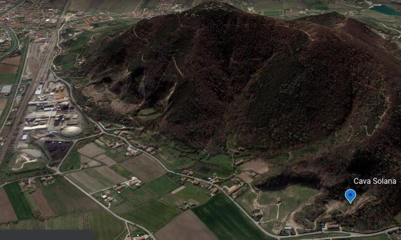 Cava Solana: un progetto pericoloso e non conforme