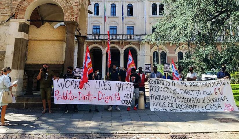 Un ringraziamento a Papa Francesco per le parole a favore dei lavoratori BM Service sfruttati e schiavizzati